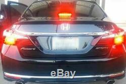LED Flashing Strobe Light Bulbs For Chevy Camaro 2014-18 Backup Tail Brake Light