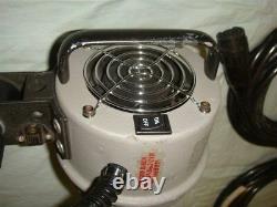 Lot Of 2 Dynaltite 4040 Portable Studio Flash Strobe Heads W Cables
