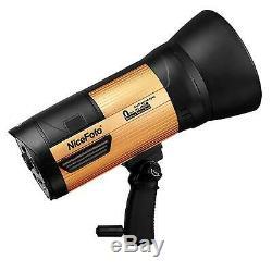 NICEFOTO nFlash HS-400C Battery Powered HSS Studio Flash Strobe for Canon
