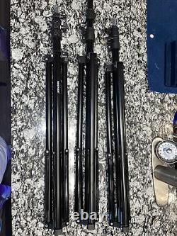 Neewer 1200W Studio Strobe Flash Lighting Kit for Shooting Bowens Mount(S-400N)