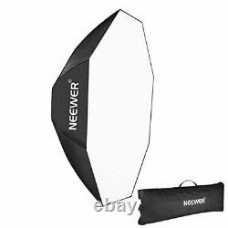 Neewer 1200W Studio Strobe Flash Photography Lighting Kit(3) 400W Monolight, (3)