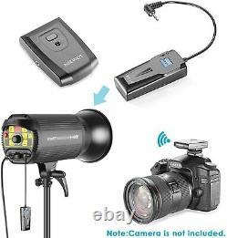 Neewer Kit de Lumière 800W Flash Strobe Photo Studio et Softbox! NEUF Emballé