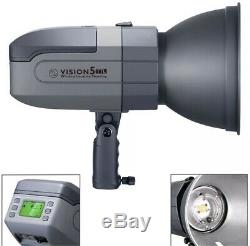 Neewer Vision 5 TTL HSS Battery Powered Outdoor Studio Flash Strobe for NIKON