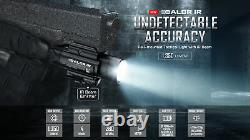 Olight Baldr IR 1350 Lumen Rail Mount Flashlight with IR Laser Sight