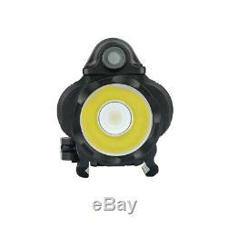 Olight Baldr RL White LED Flashlight + Red Laser Gun Light with 2x Batteries