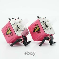 Paul C. Buff AlienBees B800 (x2) Monolight Flash Kit, Pink