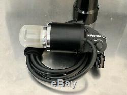 Profoto ProHead Plus for Pro 7a 8a 10 7b B2 B3 B4 Acute D4 Pro Head Strobe #2