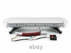 Raptor 4x4 Amber Recovery Light Bar 56 LED 56w Flash Strobe Beacon