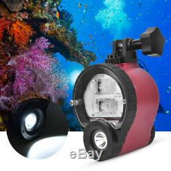 Seafrogs ST-100 Pro USB Underwater Waterproof Flash Light Diving Strobe Light CL