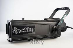 Speedotron Black Line Altman Zoom Spot Studio Strobe with Both Bulbs TESTED V18