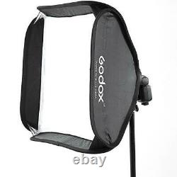 UK Godox 2.4 TTL HSS AD200 Flash+AD-S11+AD-S7+6060CM Softbox+Xpro-n for Nikon