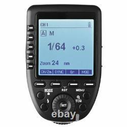 UK Godox 2.4 TTL HSS AD200 Flash+AD-S2+AD-S11+AD-S7+Xpro-S Trigger for Sony Kit