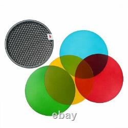 UK Godox 2.4 TTL HSS AD200 Flash+AD-S7+AD-S17+SFUV60 Bowen bracket Softbox Kit