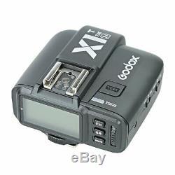 UK Godox AD600BM 2.4G HSS 1/8000s Studio Flash Strobe Bowen Mount Kit For Nikon