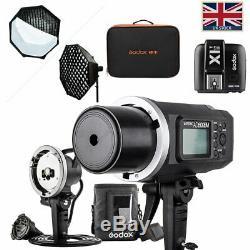 UK Godox AD600BM 2.4G HSS 1/8000s Studio Flash Strobe Bowen Mount Kit For Sony