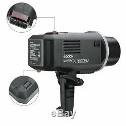 UK Godox AD600BM AD600 HSS 1/8000s Studio Flash Strobe Light Softbox f Canon