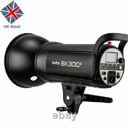 UK Godox SK300II 300WS Flash Studio Strobe Light Lamp Head f Photography Wedding