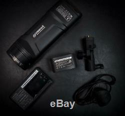 Visico 2 Portable Flash Strobe 2.4G TTL HSS 1/8000s Portable Flash