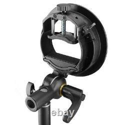 Visico 2 Strobe Flash 200Ws with Godox S2 Bracket