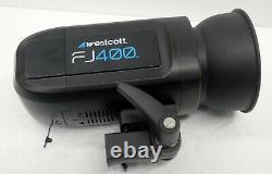 Westcott FJ400 400W Strobe Light with Battery