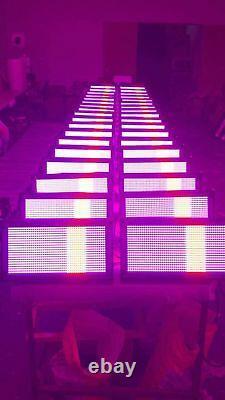 1pc 1000w Rgb 3 En 1 Led Dj Effet De Scène Disco Flash Strobe Light Livraison Gratuite