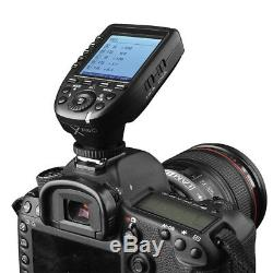 2godox Sk300ii Studio Strobe Flash Light + Trigger + Softbox + Lumière Stand For Canon