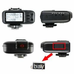 2pcs Godox Sk400ii 400w 2.4g Studio Flash Strobe Light Head + Softbox +trigger