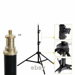 3pcs Godox Sk400ii 400w 2.4g Studio Strobe Flash Light Softbox Trigger Stand Set