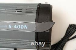 3x Strobes Studio Neewer S-400n Avec Déclencheurs Et Accessoires 1200w (3x400w)