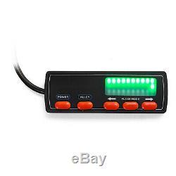 43 ' ' Lampe Clignotante D'urgence Beacon 88 Led Ambre Lumière Stroboscopique Avertissement 16 Modèles
