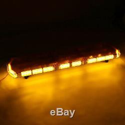 47 88 Led Amber Bar Strobe Beacon Récupération Des Risques Lampe Clignotant D'urgence