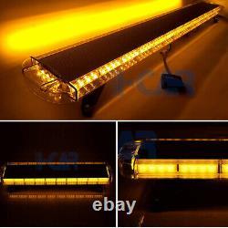 48 88 Led Amber Warning Strobe Beacon Light Recovery Car Lampe De Sécurité Clignotante