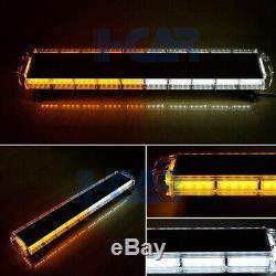 88led Récupération Ambre Strobe Light Bar 88w Clignotant Avertissement Beacon Camion De Voiture Au Royaume-uni