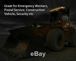 96 Led Barre D'urgence De Récupération D'avertissement Clignotant Stroboscopique Beacon 21 Modes