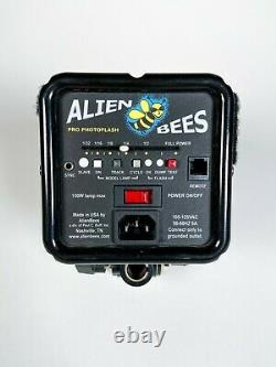 Alienbees B800 320 Ws Studio Strobe Flash, Paul C Buff
