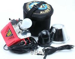 Alienbees B800 Paul Buff 320 Ws Studio Flash Stroboscopique Withreflector Cas Rose 386031