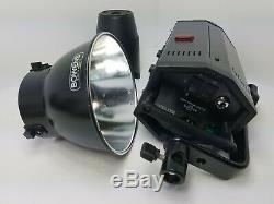 Bowens / 750 Monolight Travelite Calumet Studio Flash Stroboscopique 750ws