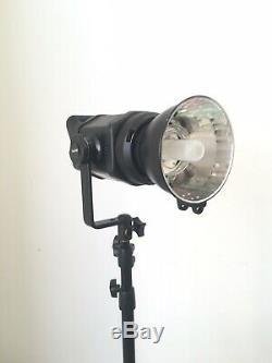 Bowens Gemini 400/400 Flash Kit De Stroboscope Utilisé Peine