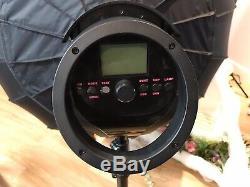 Bowens Xmt500 Flash Head, Lumière Studio, Stroboscope Studio Avec Support Et À Distance