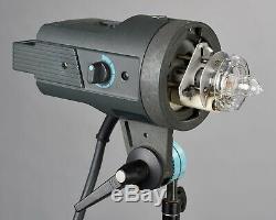 Broncolor Pulso 2 Flash Head & Opus 2 Power Pack 1600j Studio Strobe Kit