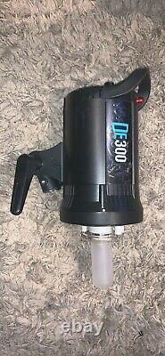 De300 300w Studio Flash Lampe Strobe Bowens S-mount Mountrage Lampe Godox Compatible