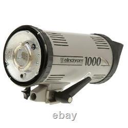 Elinchrom 1000 Monolight Studio Strobe Flash Sku#1291509