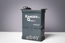 Elinchrom Quadra Ranger Rx Battery Powered Strobe Kit 2 Têtes + 2 Batteries +++