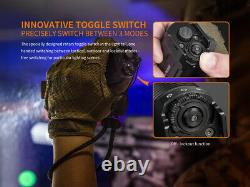 Fenix Tk35ue 2018 3200 Lumen Lampe De Poche Tactique Rechargeable & Fenix Lanyard