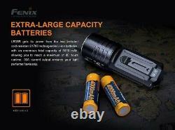 Fenix lr35r 10000 Lumen Led Rechargeable Longue Throw Lampe De Poche
