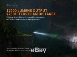 Fenix lr40r 12000 Lumen Usb C Lampe De Poche Rechargeable Fl-fx-lr40r