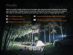 Fenix lr40r 12000 Lumen Usb Lampe De Poche Rechargeable Avec Longe Haute Résistance