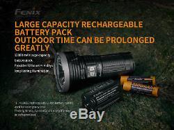 Fenix lr40r 12000 Usb Lumen Rapide Lampe De Poche Rechargeable