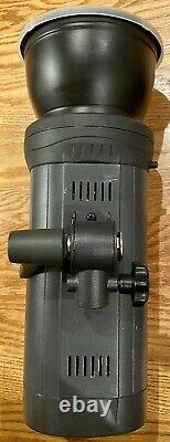 Flashpoint Rl-600b Rovelight 600 Ws Monolight Strobe À Bord Du Mont Bowens