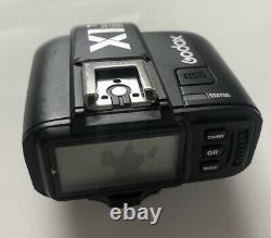 Godox Ad200pro Flash Light 200ws Ttl 2.4g 1/8000 Hss X1ts Trigger Rogue Gel